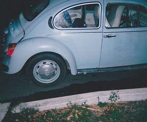 car, grunge, and night image
