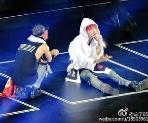 bigbang and taeyang image