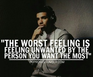 Drake, quotes, and unwanted image