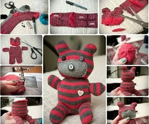 creative, dolls, and creations image