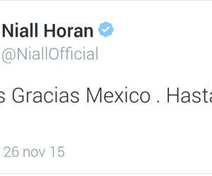 Mexico City, niall horan, and 1dmx image