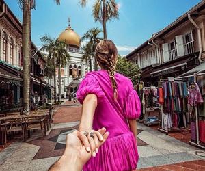 travel and singapore image