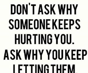 quotes, hurt, and ask image