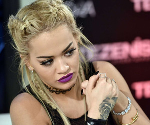 rita ora and fashion image