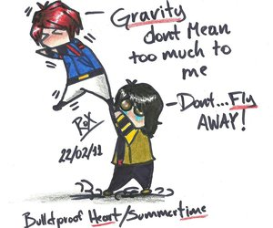 funny, my chemical romance, and cute image