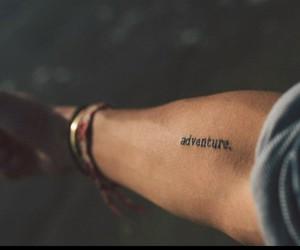 tattoo, adventure, and boy image