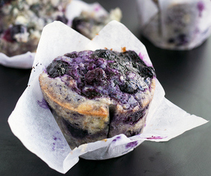 muffin, delicious, and food image