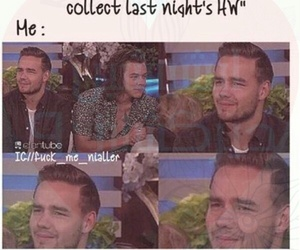 funny, liam payne, and one direction image