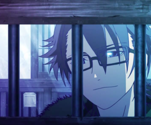 fushimi saruhiko and k return of kings image