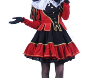 please, zwarte piet, and let her stay image