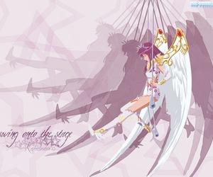 kaleido star and sora image