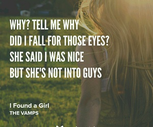 wake up, the vamps, and i found a girl image