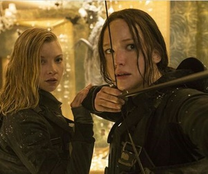 the hunger games, cressida, and Jennifer Lawrence image