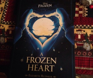 alternative, book, and frozen image