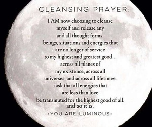wicca and cleansing image