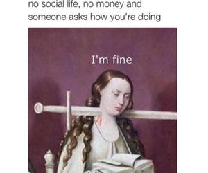funny, life, and lmao image