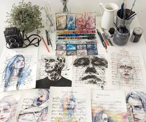 aquarell and agnes-cecile image