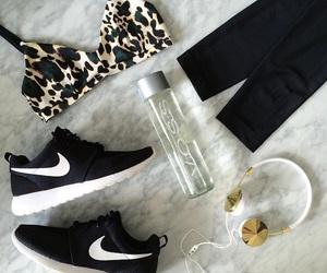 nike, fashion, and fitness image