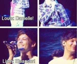 one direction, lilo, and louis image