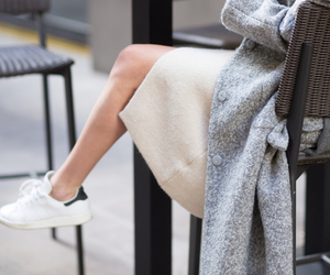 fashion, winter, and dress image