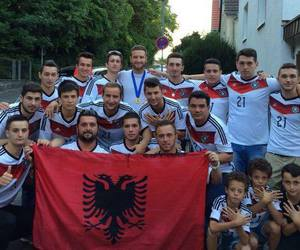 germany, albania, and kosova image