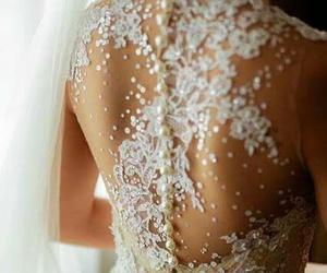 amazing, white, and dress image
