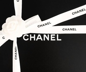 chanel, chanel flower, and chanel gift image