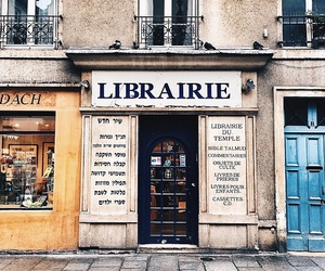book, france, and paris image