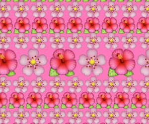 background, flower, and phonto image