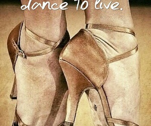 dance, shoes, and love image