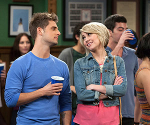 baby daddy, riley perrin, and tv show image