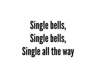 single, christmas, and funny image