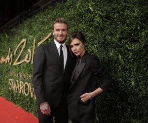 cute couple, David Beckham, and goals image