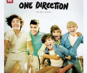 one direction, Harry Styles, and up all night image