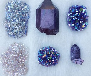 amethyst, crystal, and gemstone image