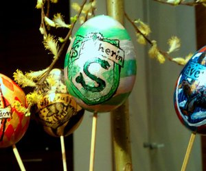 easter, hogwarts, and potterhead image