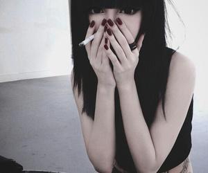 black, smoke, and wylona hayashi image