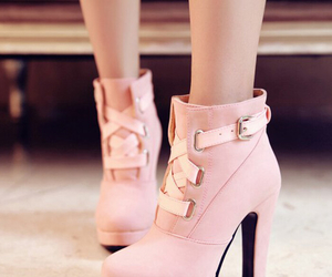 ankle boots, boots, and shoes image
