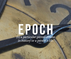 words, epoch, and beautiful image