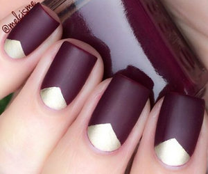 nails and different designs image