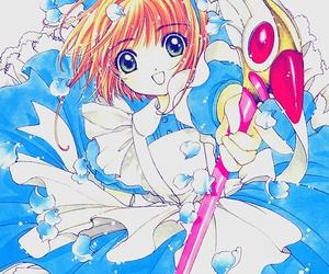 cardcaptor sakura, anime, and manga image