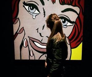 girl, ariana grande, and art image