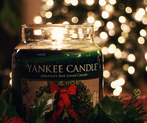 christmas, candle, and holiday image