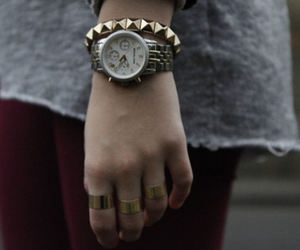 arm candy, jewellery, and rings image