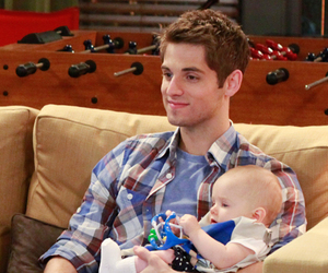 baby daddy, jean-luc bilodeau, and ben wheeler image