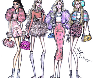 scream queens, hayden williams, and chanel image