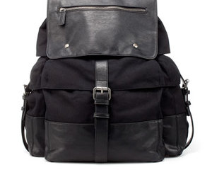 black, vintage, and backpac image