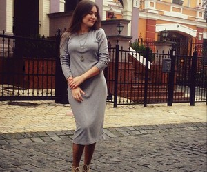 dress, look, and street image