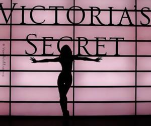 Victoria's Secret, pink, and model image