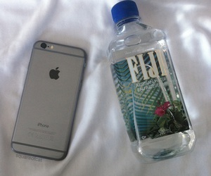 fiji, water, and iphone image